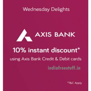 How To Use Axis Bank Gift Card In Amazon - axis bank cards 10 off on rs 2500 snapdeal