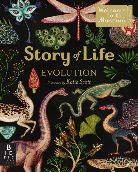 libro the story of life story of life evolution by katie scott published october 15 2015 bonito