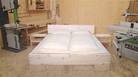 futon gebraucht diy tiroler zirbenbett produziert mit felder