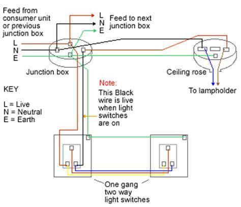 two way light switch method 2