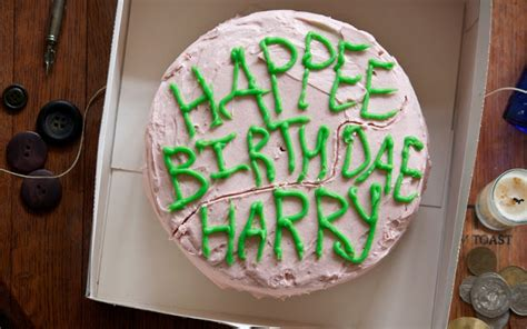 Harry Potters  Ee  Birthday Ee   Party Changing Hands Bookstore
