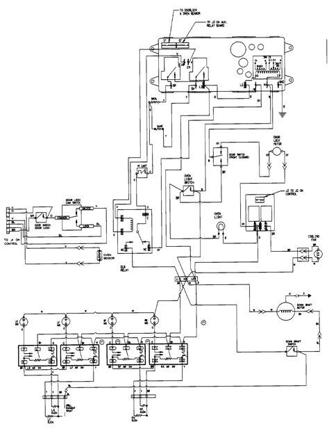 whirlpool electric range wiring diagram frigidaire range