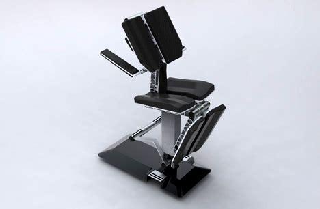 Ink Chair ink me up in comfort yanko design