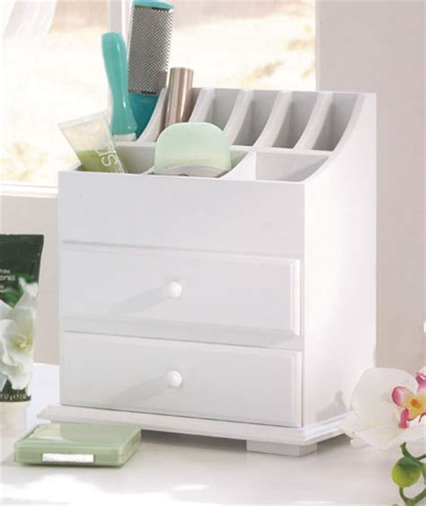 small bathroom makeup storage inexpensive makeup organizers and storage musings of a muse