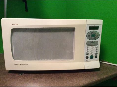 Microwave Sanyo sanyo microwave pictures to pin on pinsdaddy