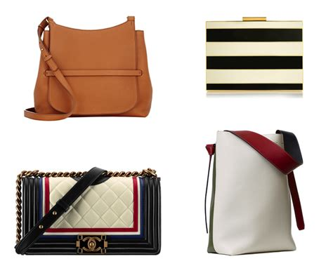 Trovata Canvas And Patent Tote The Bag Snob 8 by The Annual Snob Awards Snob Essentials