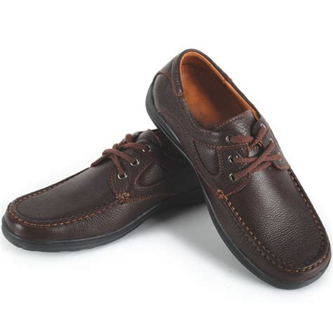 china genuine leather s casual shoes china casual