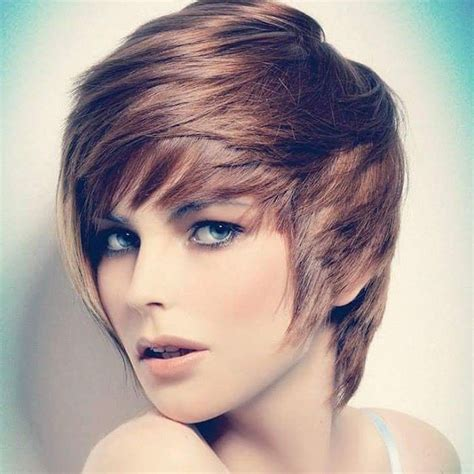pixie haircut for strong faces 21 flattering pixie haircuts for round faces pretty