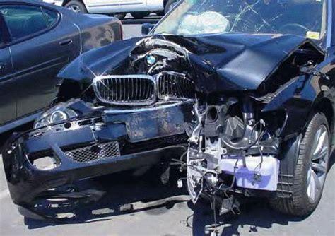 maserati gets smashed 750 automobile