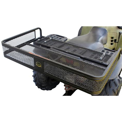 swisher combo atv basket kit 12960 644158 racks bags