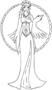 aphrodite colors aphrodite picture of aphrodite coloring page