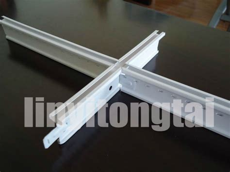 ceiling accessories of suspended ceiling grid metal t bar