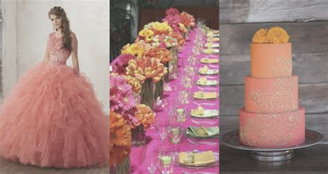 quinceanera themes for summer color combinations for a summer quinceanera quinceanera