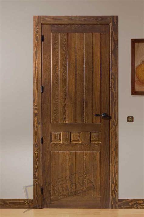 puertas de madera rusticas para interiores puerta interior r 250 stica modelo mixta 35 puertas innova s l u