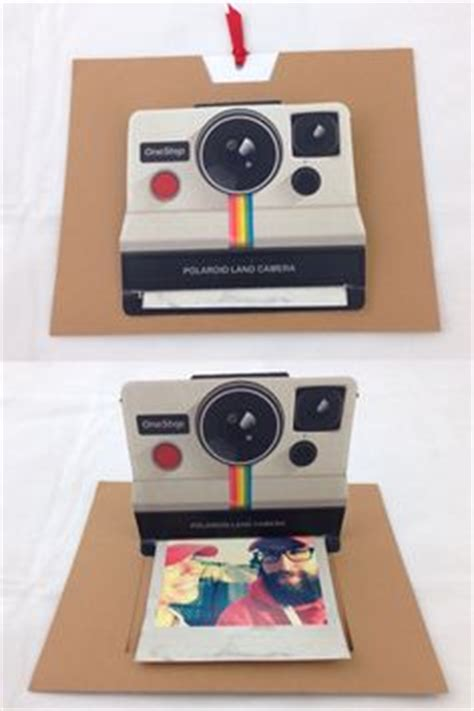 polaroid pop up birthday card with printable template the pop up corner album birthday cards that