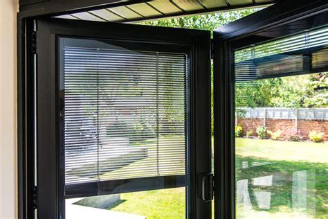 Blinds For Sash Windows - 6 panel aluminium visofold bi fold door folding doors 2u