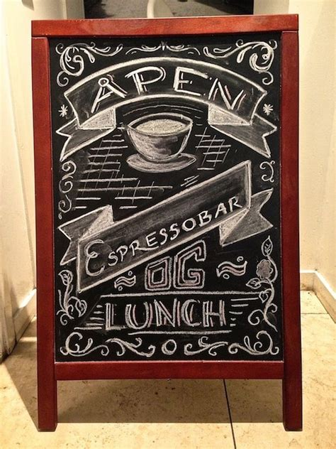 local coffee shop chalkboard menu almost too neat 53 best images about display ideas on pinterest barbie