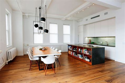 Hospital Kitchen In New York East Loft This Nyc Apartment Was Once A Small