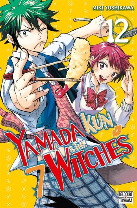 Yamada The 7 Witches Vol 12 by Yamada Kun The 7 Witches Vol 12