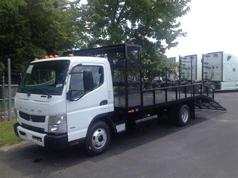 mitsubishi trucks mitsubishi fuso fe130 landscape truck freightliner greensboro