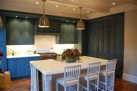 carlos country kitchen country kitchen painted blue with island