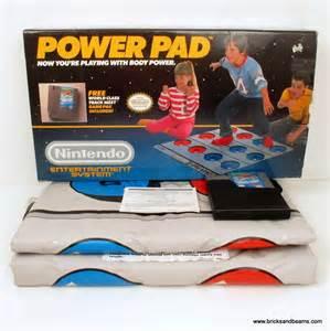 nes nintendo power pad set complete w box pad