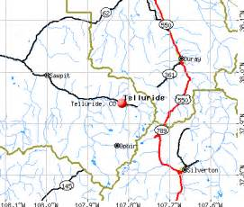 image gallery telluride map