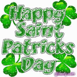 glitter wallpaper partick 25 wonderful saint patrick s day wishes pictures