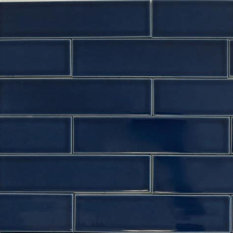 blue tile backsplash kitchen ceramic subway tile for kitchen backsplash or bathroom