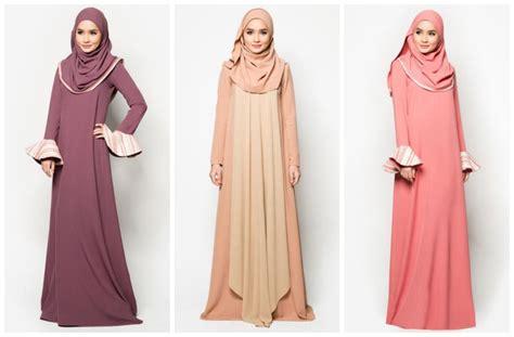 stail jubah fesyen baju muslimah terkini pusat toko herbal online