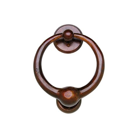 door knocker round door knocker 7 quot dk7 rocky mountain hardware