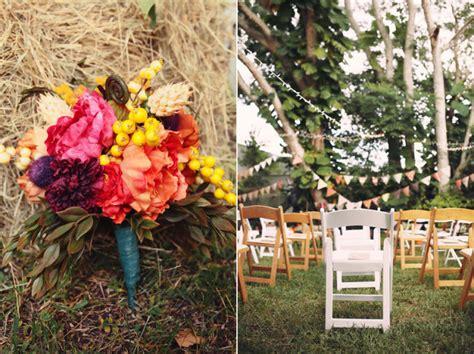 backyard fall wedding backyard fall wedding katie and jonathan