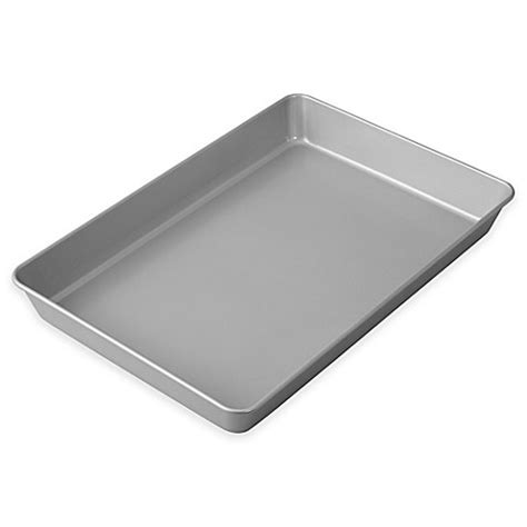 How To Keep Track Of Baking Pans And Cookie Sheets by Wilton 174 Baker S Best 174 Bake More 12 Inch X 18 Inch Mega