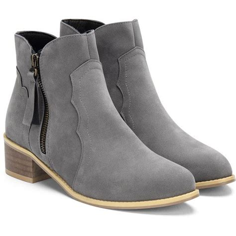 1000 ideas about grey ankle boots on shoe
