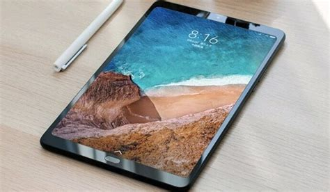xiaomi working   tablet tentatively named mi pad  good  reader
