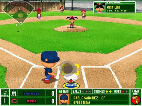backyard baseball for pc backyard baseball screenshots hooked gamers
