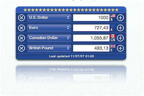 currency converter widget mac currency converter widget mac