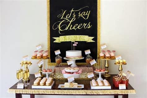 new year buffet ideas four new year s tablescape buffet ideas daily decor