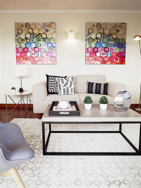 decorar mesas de living decoraci 243 n de living comedor minimalista el blog del