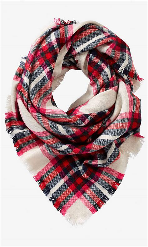 plaid scarf fall fashion staple your style journey