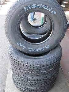 Iron Suv Tires Ironman At 10ply Lt245 75r16 600
