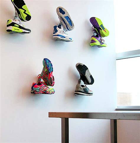 shrine sneaker rack accessories