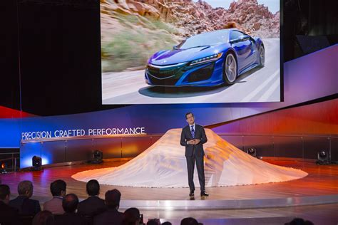 Jon Ikeda Acura by Acura Precision Concept Points To Bold Future For Acura