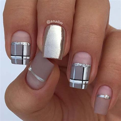 nail design ideas perfect  winter stayglam