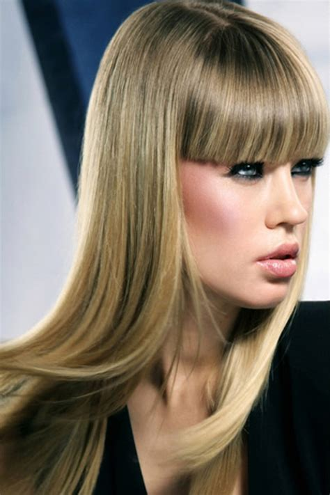 Hairstyles For Dirty Bangs | 78 images about hairstyle women on pinterest shaved