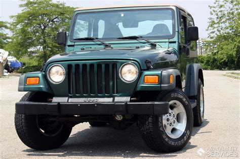 2001 Jeep Wrangler Top 2001 Jeep Wrangler Sport 4wd Top A A Quality