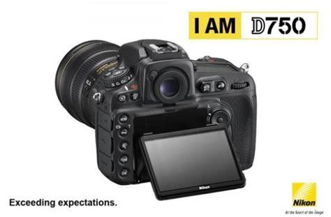 Nikon D750 Only New Resmi Murah buy new nikon d750 digital slr only black free 16gb sd and dslr bag malaysia at