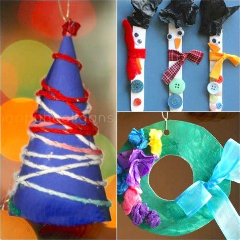 easy christmas ornaments  kids happy hooligans