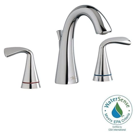 American Standard Bathtub Colors by American Standard Fluent 8 In Widespread Bathroom Faucet