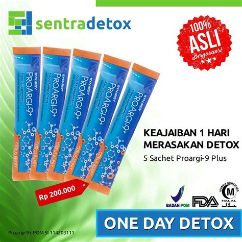 One Day Detox by Kang Erdien 0821 1917 0489 One Day Detox Synergy